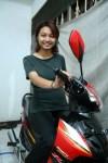 my motor bike and I